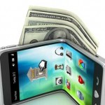 Mobile money illustration iStockphoto
