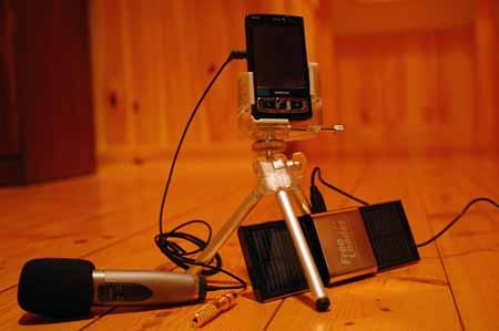 Mobile Journalism Toolkit by Erik Hersman from Flickr