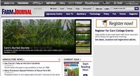 Farm Journal family of websites