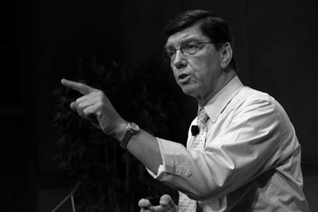 Business of Software - Clayton Christensen by Betsy Weber from Flickr
