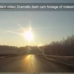UGC video from the Chelyabinsk meteor 2013 from RT