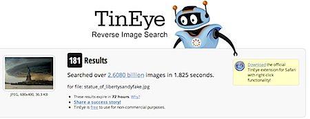 TinEye image search