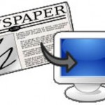 Newspaper computer illustration by Silver Smith, from Flickr, Some Rights Reserved