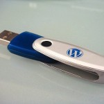 Wordpress USB Stick {open}, by Deborah Austin, from Flickr, Some Rights Reserved