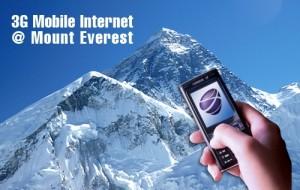 3g-mobile-internet-at-mount-everest-nepal